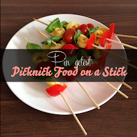 Picknick Food on a Stick - Pin getest