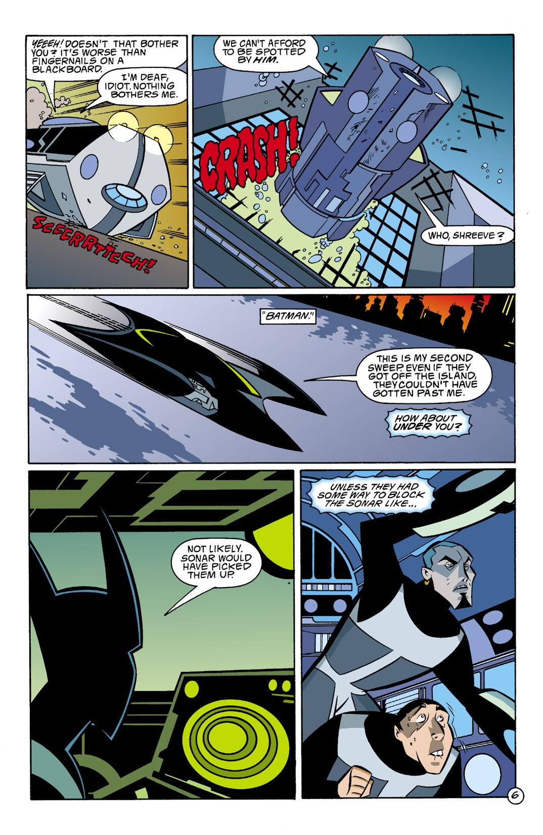 Batman Beyond [II] Issue #5 #5 - English 7