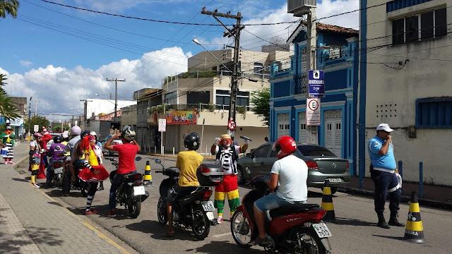 DETRAN-PE realiza Caravana de Educação em Palmares, Condado e Goiana