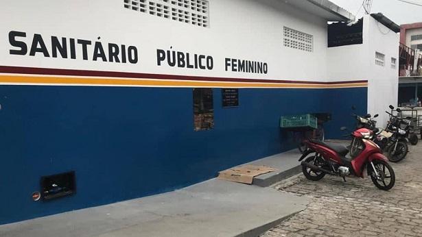 SAJ: Feirante diz que banheiros da feira livre estão sendo usados como motel