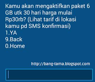 Trik Paket Data Murah Telkomsel 6 GB Cuma 30 Ribu