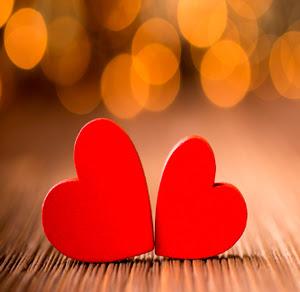 New Love Heart whatsapp dp