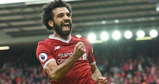 محمد صلاح أفضل لاعب في أفريقيا