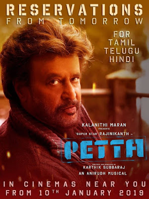 Petta 2019 Hindi Dubbed 300Mb 480p Movie Download