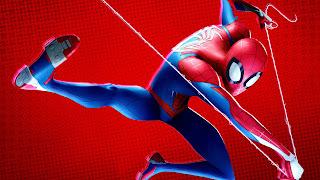 Spider-Man Into The Spider Verse Computer Background