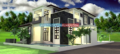 Arsitek Desain Rumah Type 470