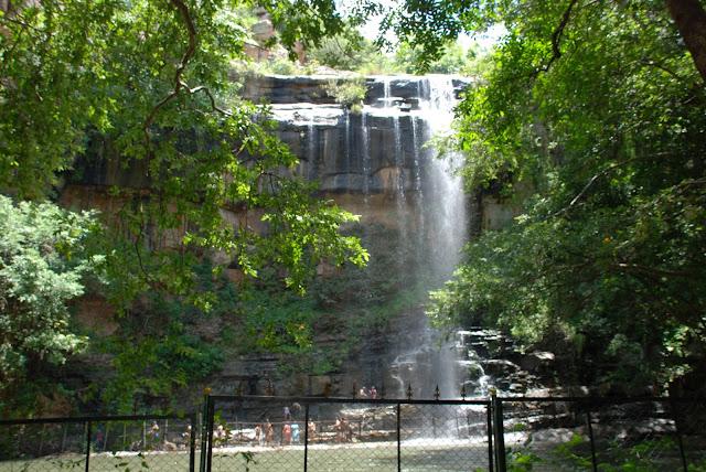 Mallelatheertham waterfall