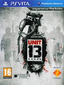 tactical missions as you help take down global terror networks and prove your place in th Unit 13