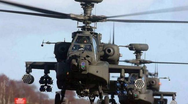 Heli Apache