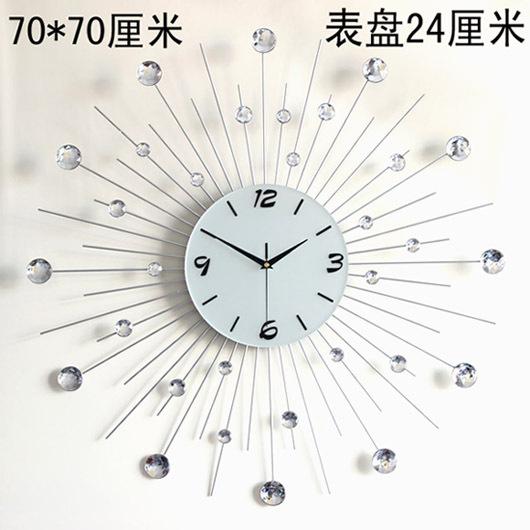 Đồng hồ trang trí Deco DHNL332