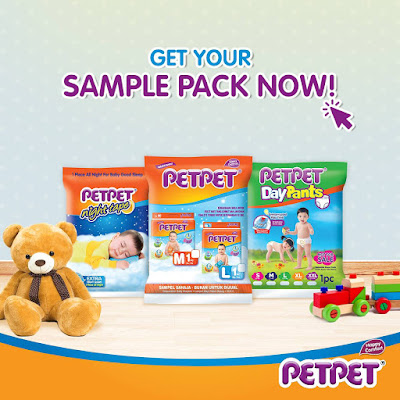 PetPet Malaysia Baby Diaper Free Sample Giveaway Request