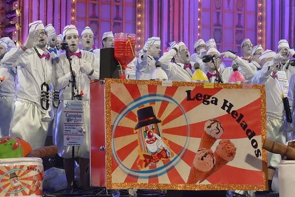 Los Legañosos ganan la final de murgas 2016 Carnaval Las Palmas