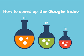 How to speed up the Google Index