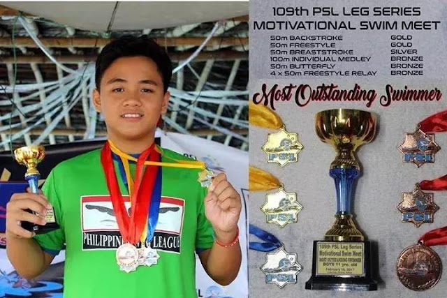 Outstanding Child Collects 58 Medals, Urges Others To Strive For Achievement!