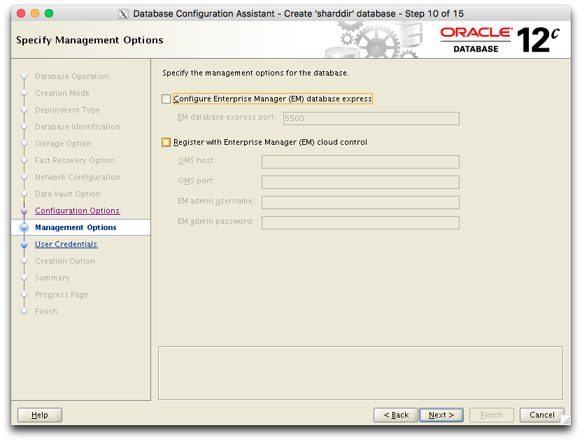 Oracle Database Sharding ~ Dilli\'s Oracle/MySQL Linux Blog