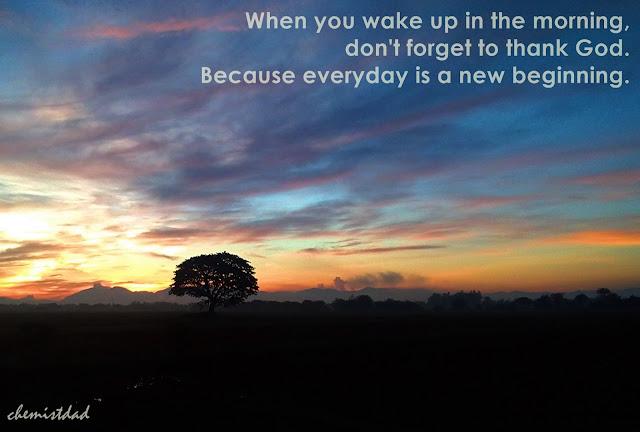 captured moments, hope, Inspirational Quotes, Nueva Ecija, photography, sunrise, Wordless Wednesday,