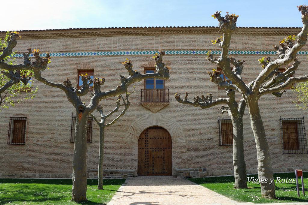 Palacio abacial, Monasterio de Veruela
