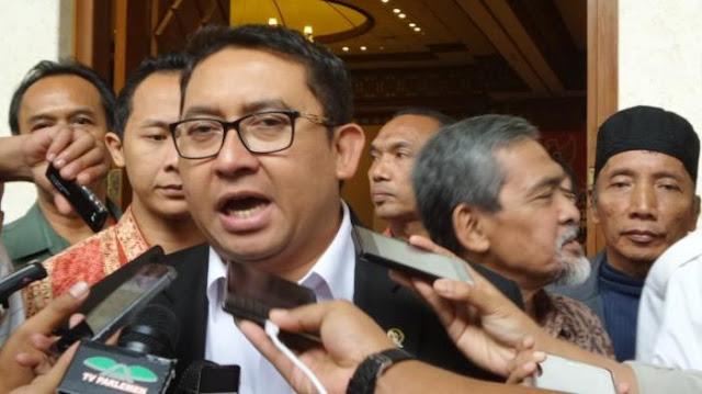 Fadli Zon: Bahaya Ketika Pemimpin Bingung Atasi Persoalan Negeri, Akhirnya Pakai 'gimmick' Politik