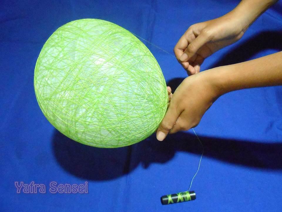 Cara Membuat Bola Lampu Lampion Sederhana Dan Menarik 4217db9ea8