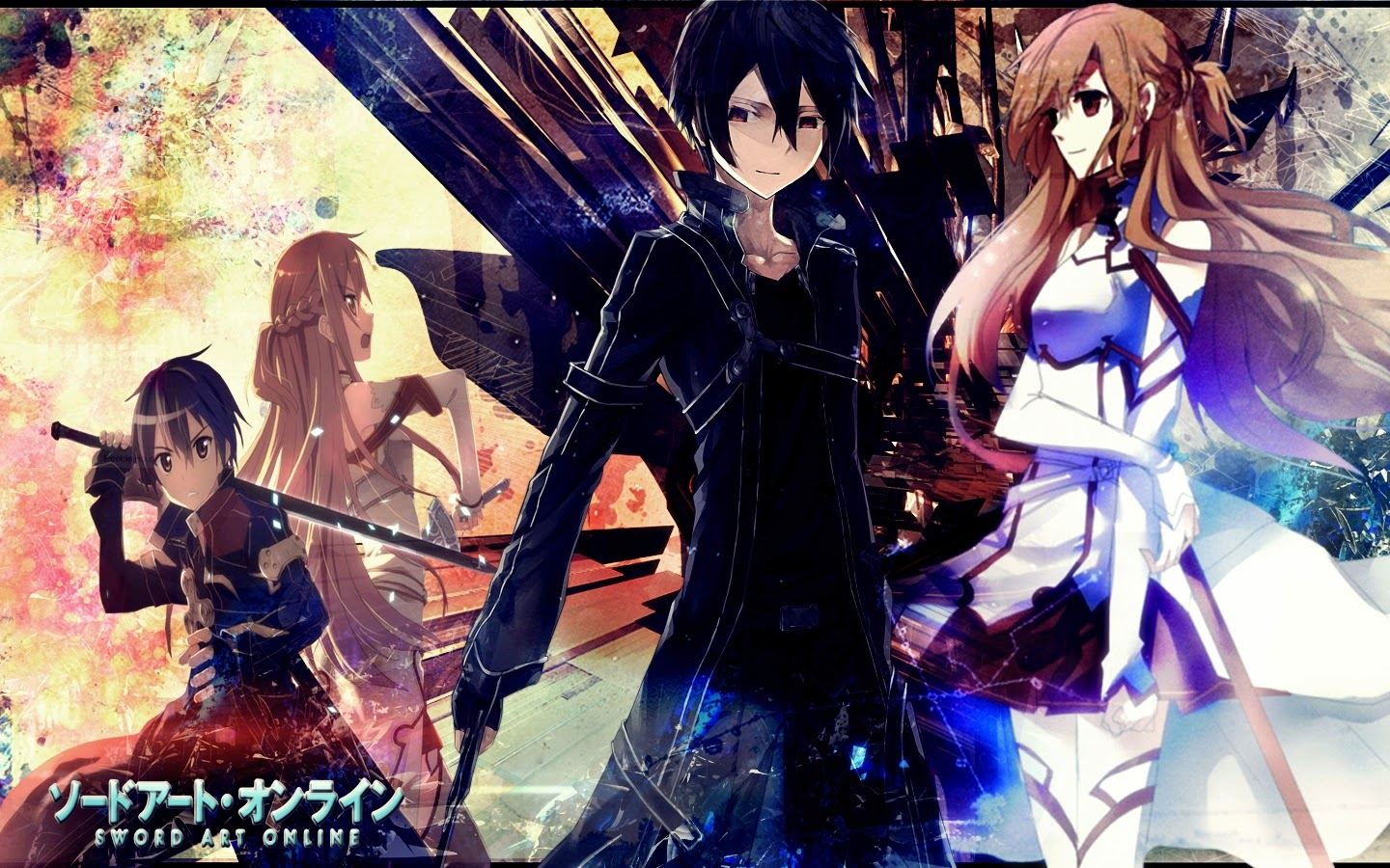 Games4anime: free download game sword art online pc full version