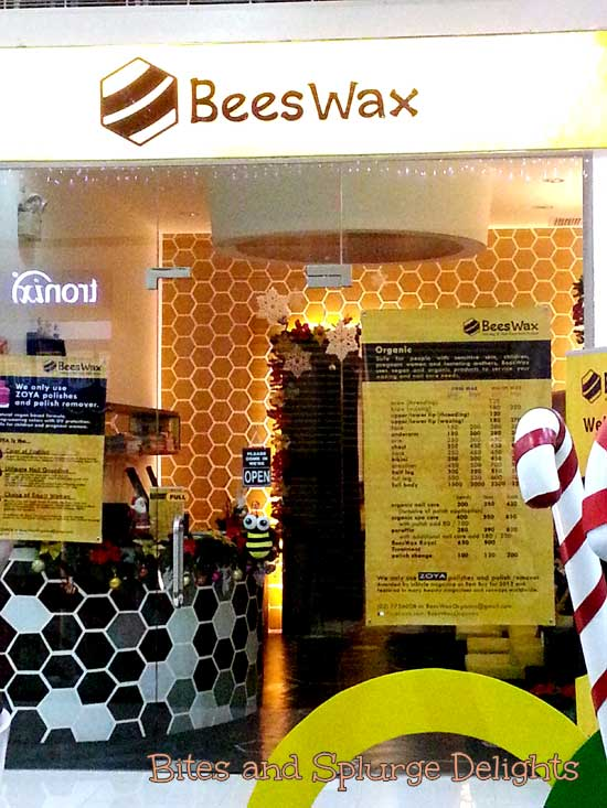 Bites And Splurge Delights Beeswax Waxing And Nail Care From Nature