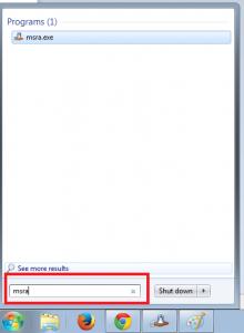 Cara Mengontrol Windows PC Dengan Jarak Jauh - #1