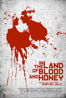 In the land of blood and Honey poster