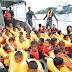 Siswa-siswi TK Papua Kasih Kunjungi KAL Kalakay di Lantamal X Jayapura