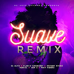 El Alfa, Plan B, Bryant Myers, Noriel, Jon Z & Miky Woodz - Suave (Remix) - Single Cover