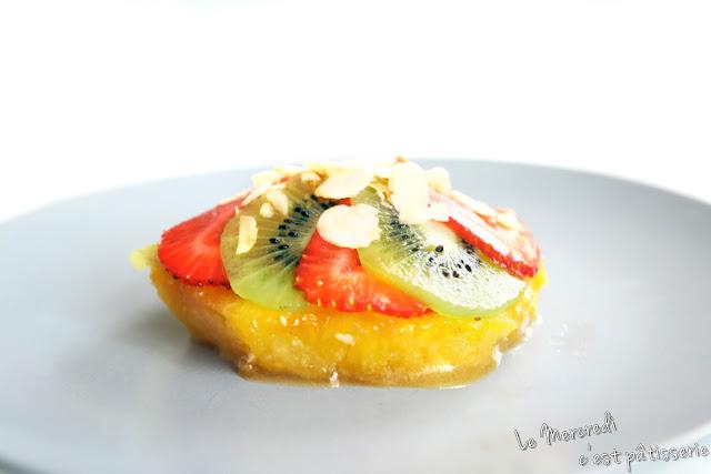 Tartelettes 100% fruits