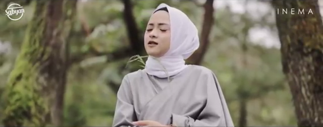 Chord Gitar Asli dan Lirik Lagu Nissa Sabyan Ya Maulana