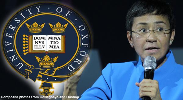 """New York Univ Alumnus slams University of Oxford and Ressa for the """"Duterte Trolls"""" issue"""