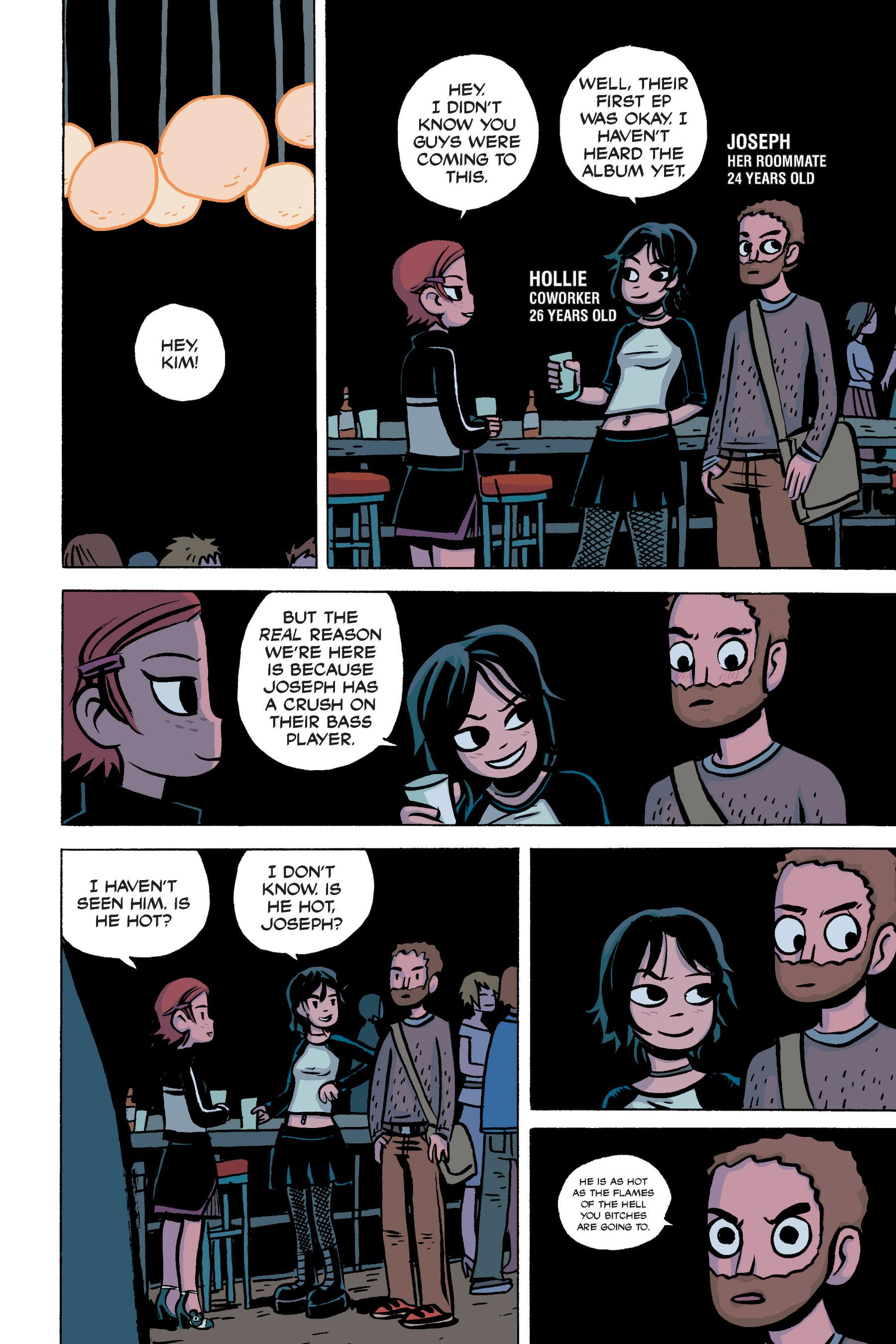 Read online Scott Pilgrim comic -  Issue #2 - 175
