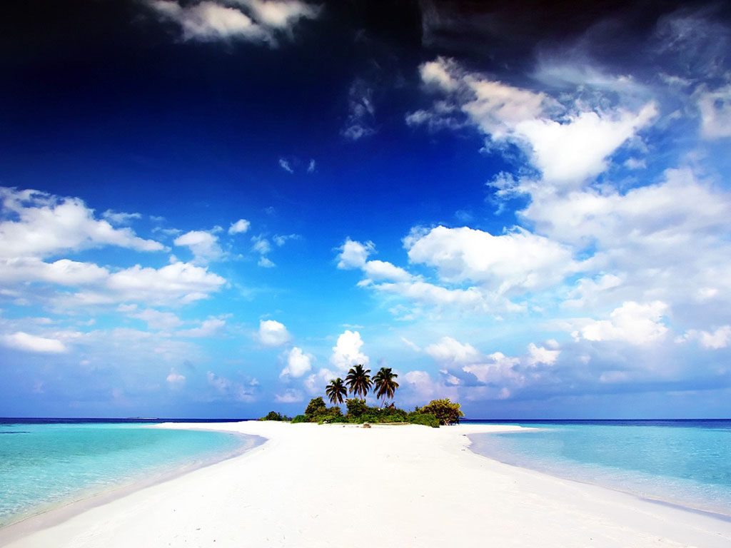 Wallpapers: Island Desktop Backgrounds