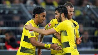 Dortmund Meraih Kemenangan Telak Atas Cologne - Informasi Online Casino