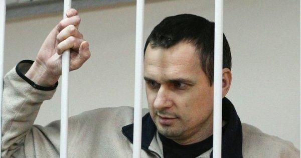 Зробили гучну заяву про звільнення Олега Сенцова