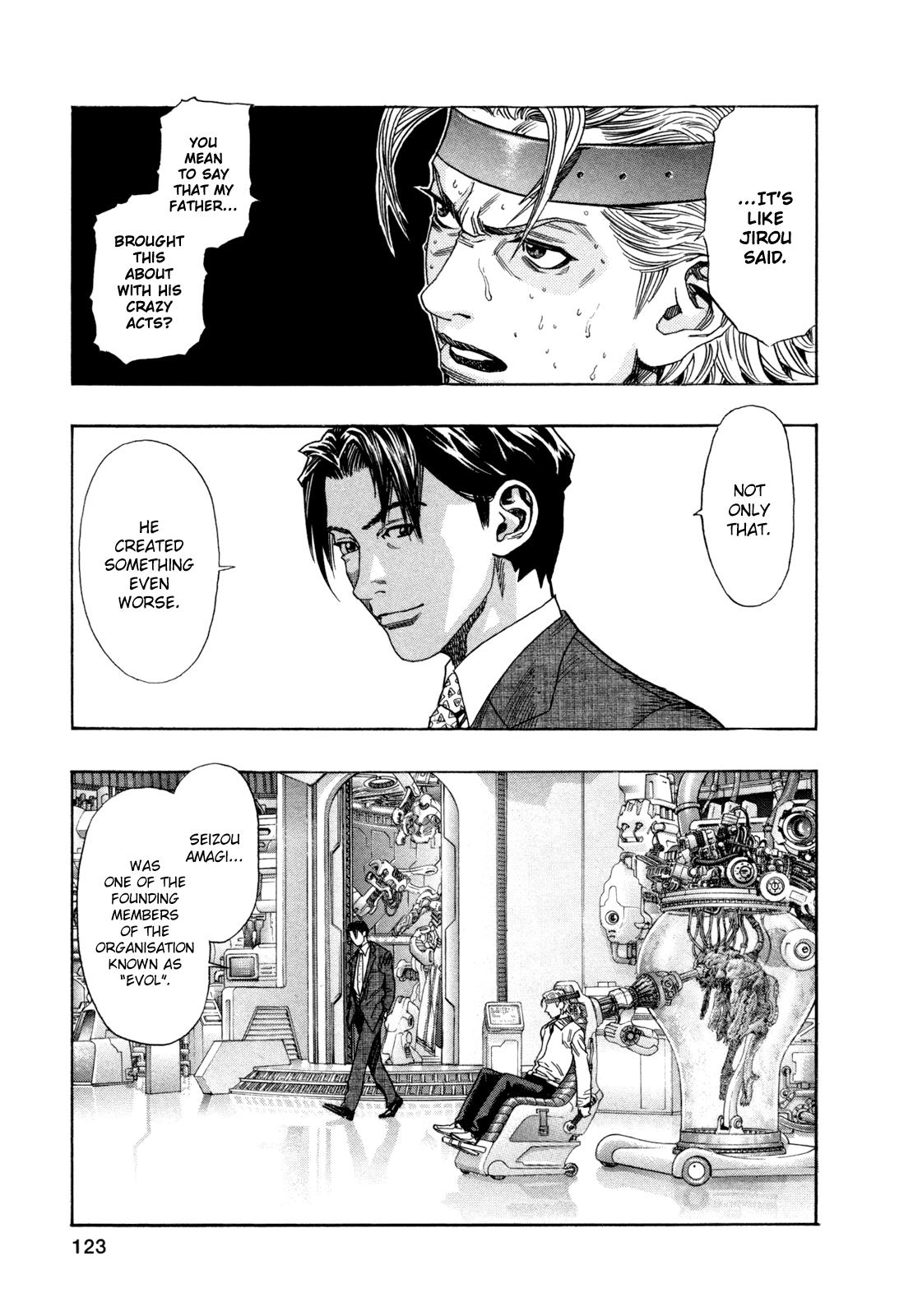 Zetman Chapter 175: Latecomer - MangaHasu