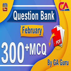 Current Affairs Question Bank : February 2019