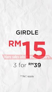 Pierre Cardin Lingerie Warehouse Sale Johor 2017