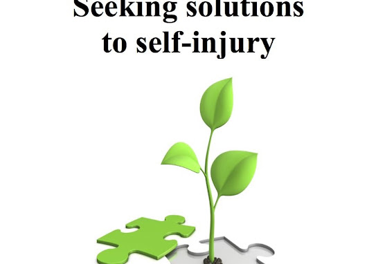Seeking Solutions to Self-injury: A Guide for Young People (pdf)