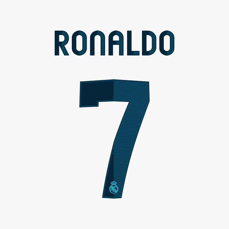 huge discount aa68b e08d8 Here Are All Real Madrid Home Kits Of The Cristiano Ronaldo ...