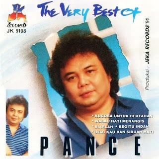 Pance Pondaag - Kerinduan ( Karaoke )