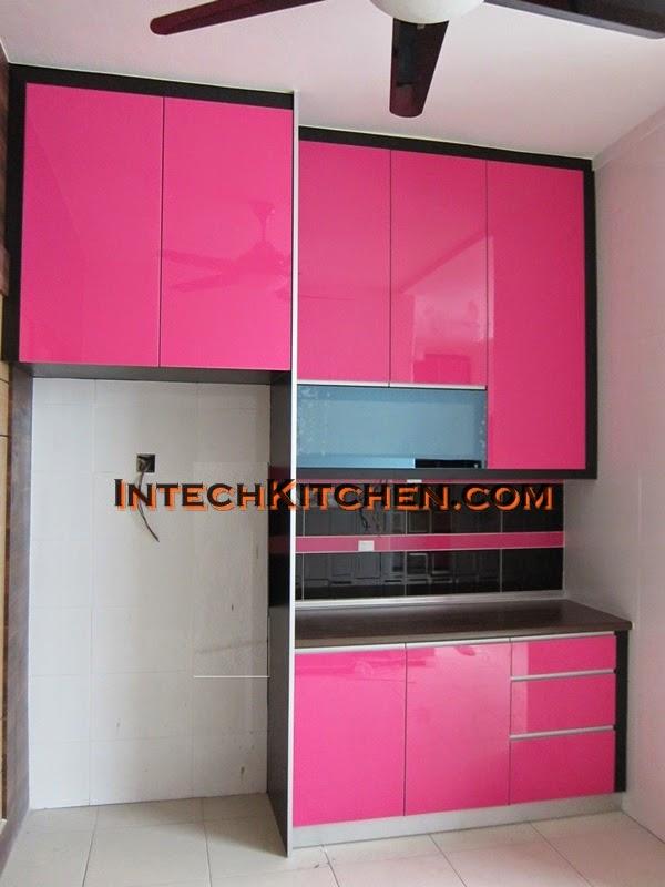 Kitchen Cabinet Design For Dwiputra Residence Putrajaya A1 Type B