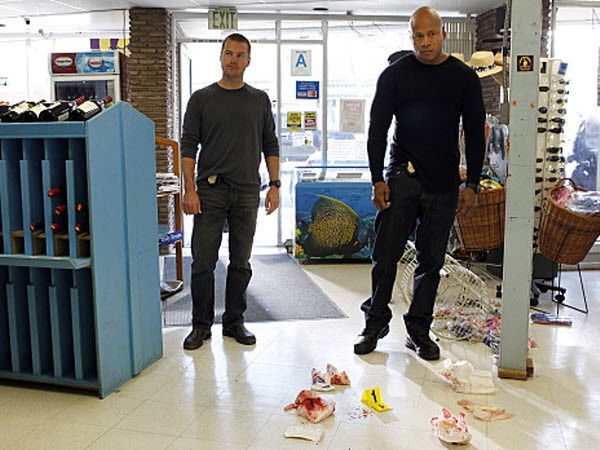 NCIS Los Angeles - Season 2 Episode 17: Personal
