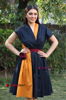 Actress Hansika Motwani Latest Pos at Bogan Movie Press Meet  0042.jpg
