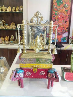 Bhimas Amogh Tirupati handicrafts shop