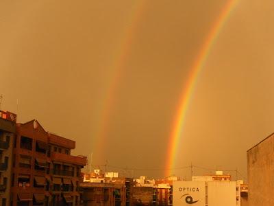 arcoiris, arco de san martí