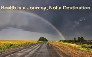 Health is a journey 300x186