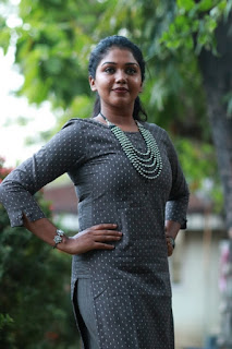 Actress Riythvika in Walter Movie Pre Release Event