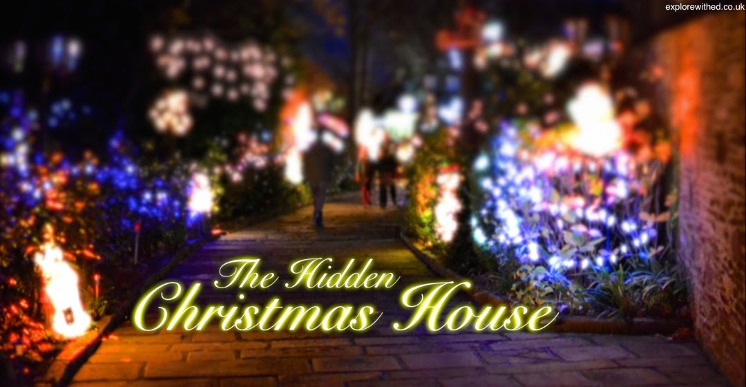 THE HIDDEN CHRISTMAS HOUSE